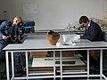 Peter Reavill being filmed (6).jpg