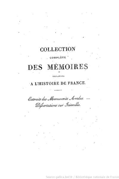 File:Petitot - Collection complète des mémoires relatifs à l'histoire de France, 1re série, tome 3.djvu