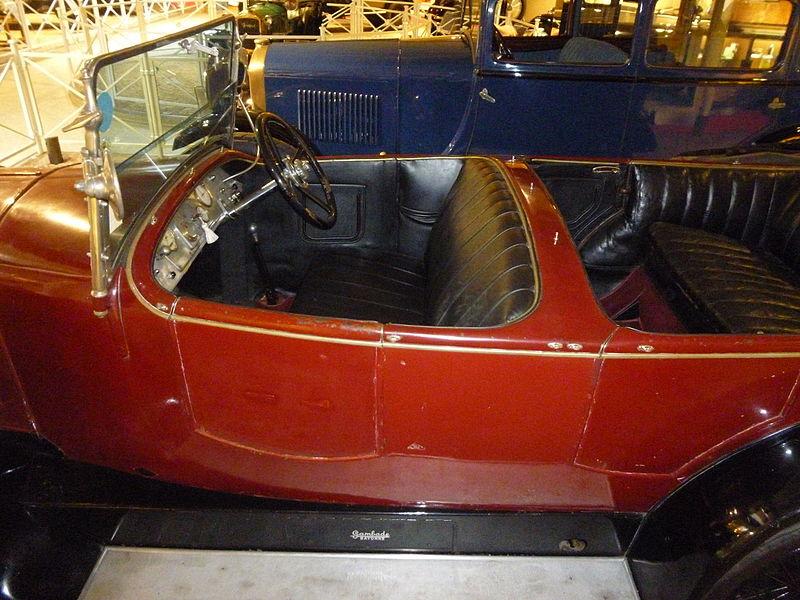 File:Peugeot type 175 Torpedo Sport (side).JPG