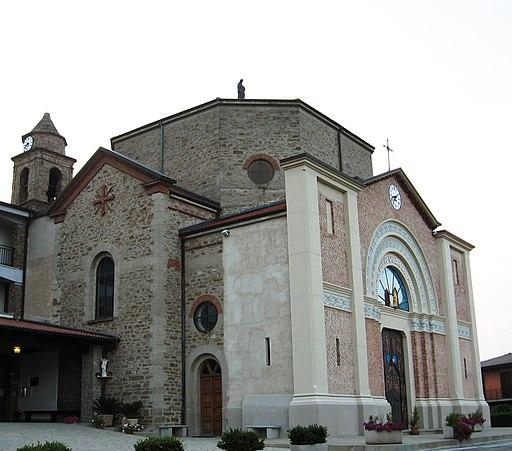 Pezzolo Valle Uzzone - Todocco Il Santuario