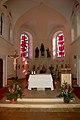 Pfarrkirche Unbefleckte Empfängnis Mariä, Steyrling, chorus.jpg
