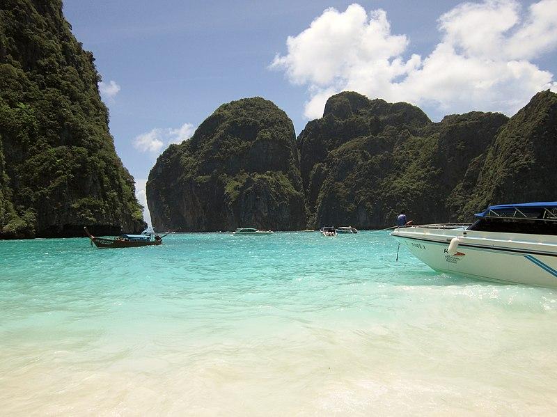 File:Phi Phi Island Thailand - panoramio (11).jpg