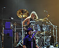 Phil Campbell and Mikkey Dee of Motörhead at Wacken Open Air 2013 02.jpg
