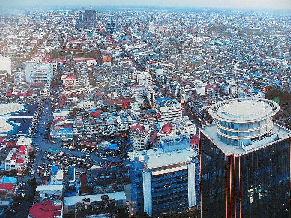 Phnom Penh.
