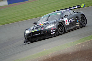 Phoenix Racing (German racing team) - Image: Phoenix DBR9