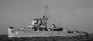 USS <i>Havre</i> (PCE(C)-877)