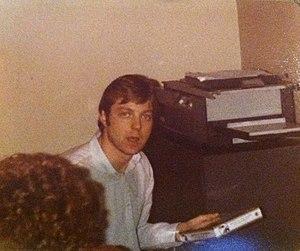 Michael Pfleger - Fr. Pfleger circa 1980