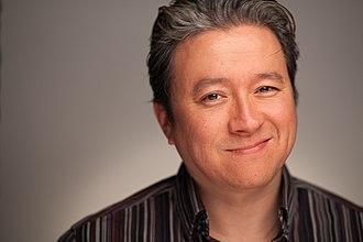 Paul Courtenay Hyu - Image: Photograph of actor, writer and director Paul Courtenay Hyu