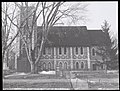 "Photograph of the exterior of St. Mark's Anglican Church, Deseronto, Ontario. The photographer was standing on Dundas Street, looking north towards the church building. The photograph is dated ""Dec. (8594621919).jpg"
