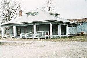 Picher, Oklahoma - Image: Pichermuseum