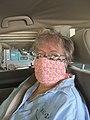 Picking up Prescriptions at Ochsner 7 April 2020 - In Car.jpg