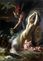 Picou, Henri Pierre - Andromeda Chained to a Rock - 1874.png