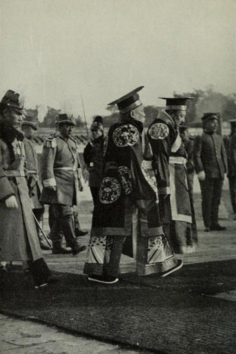Picture of Emperor Yuan Shih-kai
