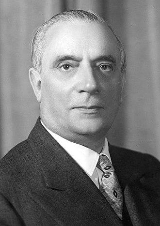 Italian Minister of Treasury - Image: Pietro Campilli