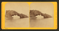 Pigmies bridge, basaltic formation, by Zimmerman, Charles A., 1844-1909.png