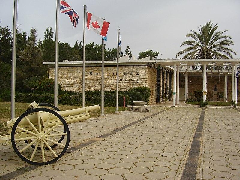 מוזיאון בית הגדודים באביחיל