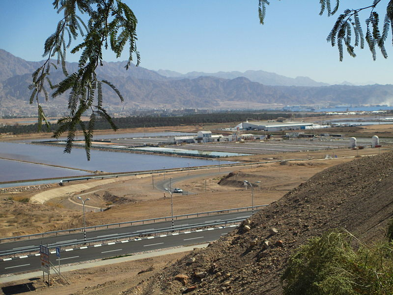 מפעל האצות באילת
