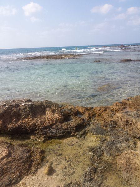 חוף אכזיב - בצת