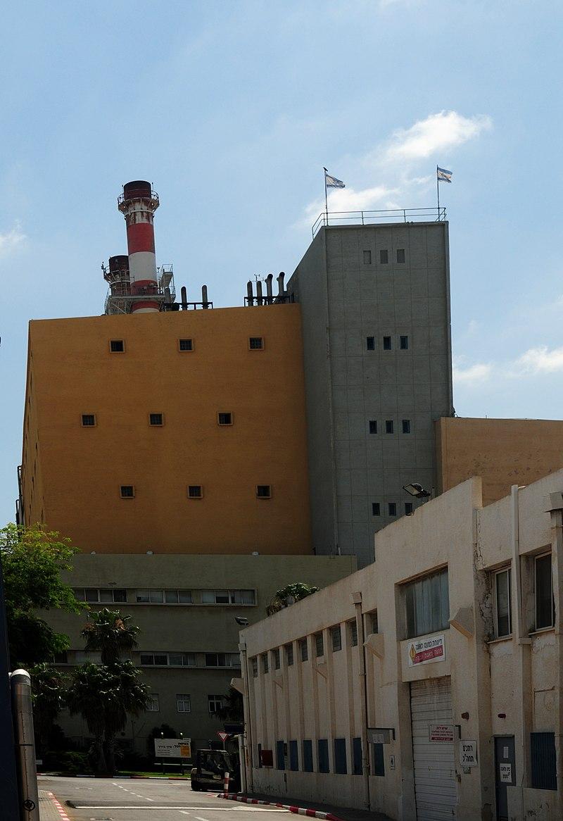 חברת החשמל חיפה