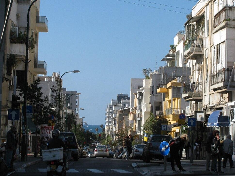 PikiWiki Israel 7178 Bialik Street in Tel - Aviv