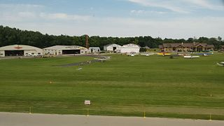 Pioneer Airport Airport in Wisconsin, United States