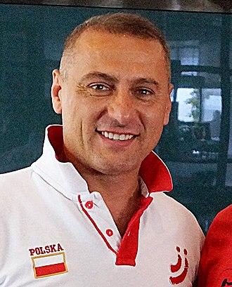 Piotr Świerczewski - Piotr Świerczewski, 2018
