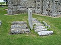 Pips Graves St. James Church, Cooling - geograph.org.uk - 1364397.jpg