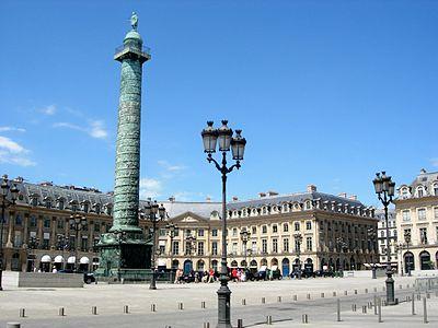 Quartier de la Place Vendôme