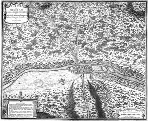 Eight maps of Paris from Traité de la police