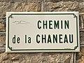 Plaque Chemin Chaneau - Solutré-Pouilly (FR71) - 2021-03-02 - 1.jpg