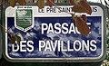Plaque Passage Pavillons - Le Pré-Saint-Gervais (FR93) - 2021-04-28 - 1.jpg