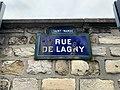 Plaque Rue Lagny - Saint-Mandé (FR94) - 2020-10-16 - 1.jpg
