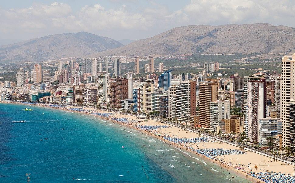 Playa de Levante, Benidorm, Espa%C3%B1a, 2014-07-02, DD 86