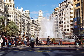 Plaza del Ayuntamiento - 5. January 2006 - 1.jpg