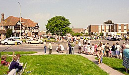 Polegate crossroads and carnival procession 2 - geograph.org.uk - 45066.jpg