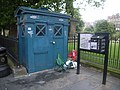 Police box on Princes Street - geograph.org.uk - 991512.jpg