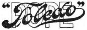 Pope-Toledo - Image: Pope toledo 1906 logo