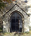 Porch of St Lawrence's church - geograph.org.uk - 1034503.jpg