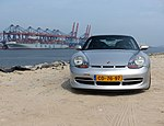 Porsche GT3 at Europort (9296193058).jpg