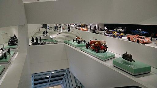 Porsche Museum - Virtual Tour