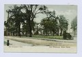Port Richmond Park. Port Richmond, Staten Island (view of park from street, old fire plug on corner) (NYPL b15279351-104883).tiff