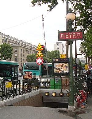 Porte de la Chapelle (Paris Métro)