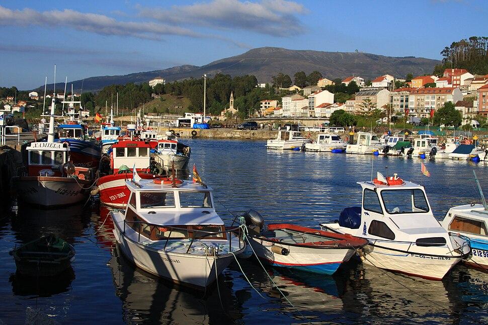 Porto de Porto do Son - A Coruña