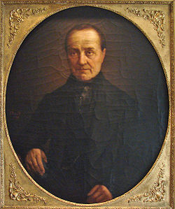 Portrait dAuguste Comte (maison dA. Comte, Paris) (2424895050).jpg