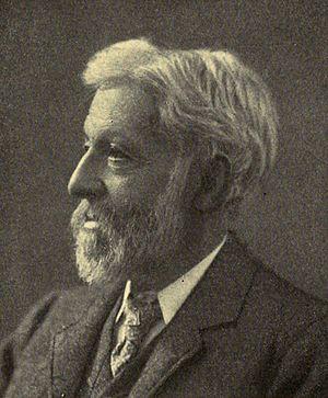 Felix Moscheles - Portrait of Felix Moscheles.