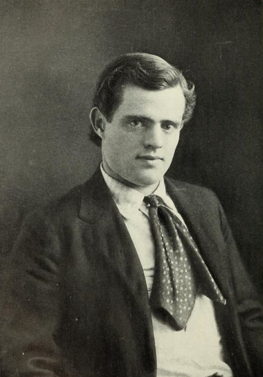Portrait of Jack London