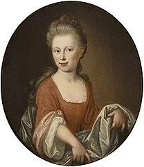 Portrait of Maria van Rijswijk