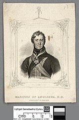 Marquis of Anglesea, K.G