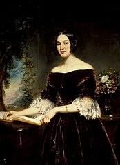 Portrait of Mrs. Sackett