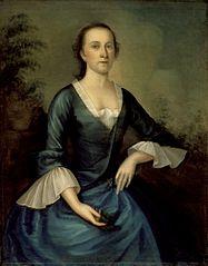 Portrait of Sarah Larrabee Edes